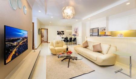 Cho thuê căn hộ chung cư Estella Heights 90m2 2PN 2WC view đẹp, tiện ích và nội thất đầy đủ., 90m2, 2 phòng ngủ, 2 toilet