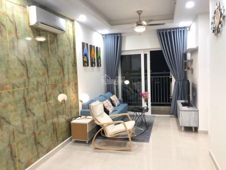 Cho thuê căn 59m2 chính chủ, tầng cao cc Moonlight Bình Tân, 2 PN, đồ dùng cơ bản, giá 7.5 triệu/tháng, 59m2, 2 phòng ngủ, 1 toilet