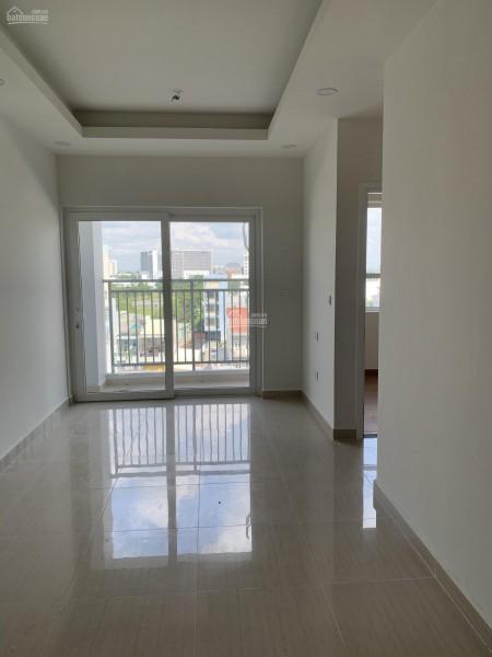 Cần cho thuê căn hộ trống tầng trung 2 PN, dtsd 59m2, mới 100%, giá 7.5 triệu/tháng, cc Moonlight Boulevard, 59m2, 2 phòng ngủ, 1 toilet