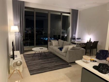 Cho thuê gấp căn hộ 2 phòng ngủ 15 tr, 75m2, 2 phòng ngủ, 2 toilet