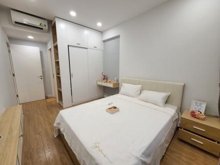 The Prince căn 2PN 2WC, Full đầy đủ giá 15tr/th, 80m2, 2 phòng ngủ, 2 toilet
