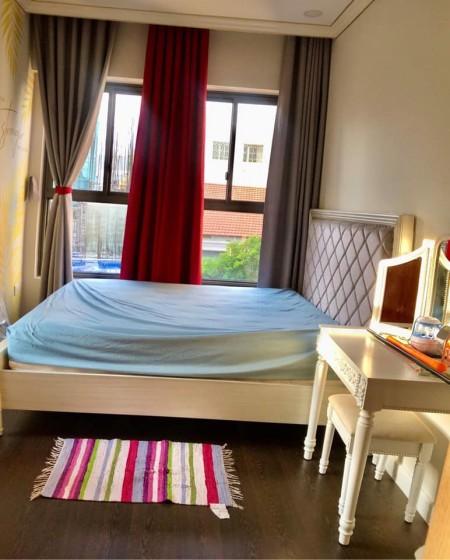 Cho thuê căn hộ 65m² 2PN có nội thất, 65m2, 2 phòng ngủ, 2 toilet