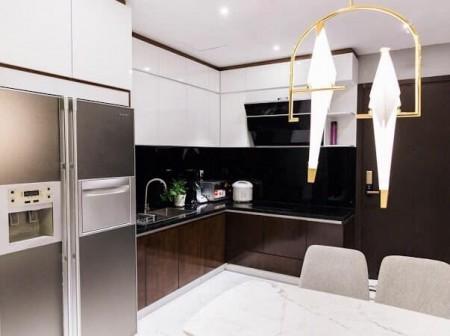 Cho thuê nhanh căn hộ 3 phòng ngủ full Nội thất 30 tr, 110m2, 3 phòng ngủ, 2 toilet