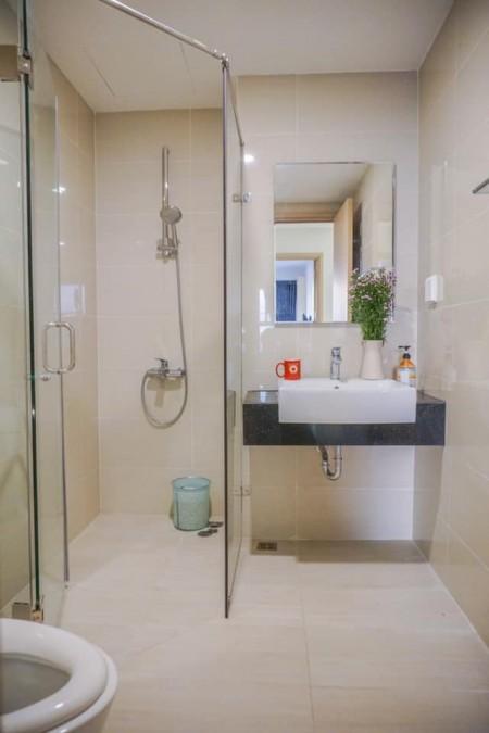 Botanica Premier giá 15 triệu, căn 2PN 2WC, Full đầy đủ NT, 72m2, 2 phòng ngủ, 2 toilet
