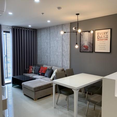 Cho thuê CH chung cư Sky Center. 5B Phổ Quang, phường 2, Quận Tân Bình, 76m2, 2 phòng ngủ, 2 toilet