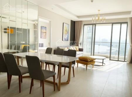 Cho thuê căn hộ thuộc dự án Diamon Island Đảo Kim Cương căn 2PN 2WC Full nội thất giá thuê 21 triệu/tháng, 80m2, 2 phòng ngủ, 2 toilet