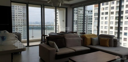 Cho thuê căn hộ cao cấp tiện nghi tại Đảo Kim Cương, Căn 3 phòng ngủ có 1 phòng làm việc và 2 nhà vệ sinh. Giá hợp lý, 142m2, 3 phòng ngủ, 2 toilet