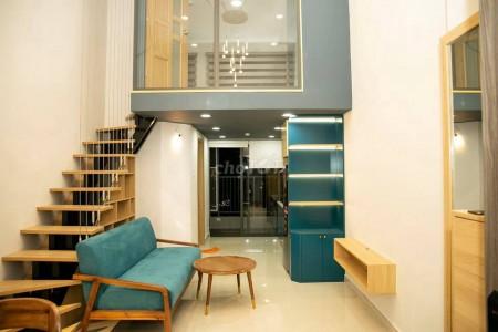 Cho thuê căn hộ 1PN có nội thất siêu đẹp nhìn là mê ngay thuộc Tháp 3 chung cư La Astoria tổng diện tích 49m2, 49m2, 1 phòng ngủ, 1 toilet