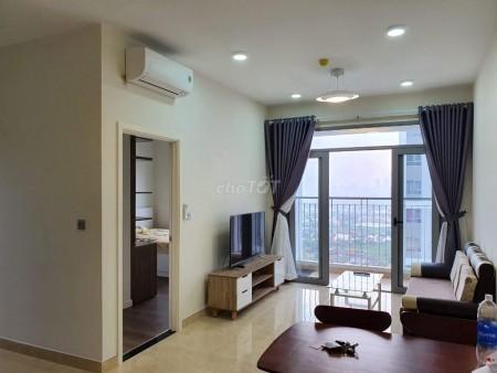 Cho thuê căn hộ Luxgarden 2pn đầy đủ nội thất, căn góc view toàn cảnh sông Sài Gòn mát mẽ., 69m2, 2 phòng ngủ, 2 toilet