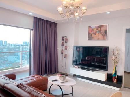 Cho thuê căn hộ dự án The Everrich Infinity căn 80m2 có 2 Phòng ngủ, 2 nhà vệ sinh, đầy đủ nội thất cao cấp, 80m2, 2 phòng ngủ, 2 toilet