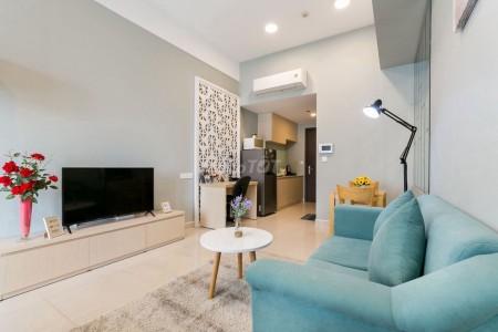 Cho thuê căn hộ cao cấp tiện nghi tại Quận 5 thuộc dự án chung cư The Everrich Infinity. 1PN, 1WC, 39m2, 1 phòng ngủ, 1 toilet