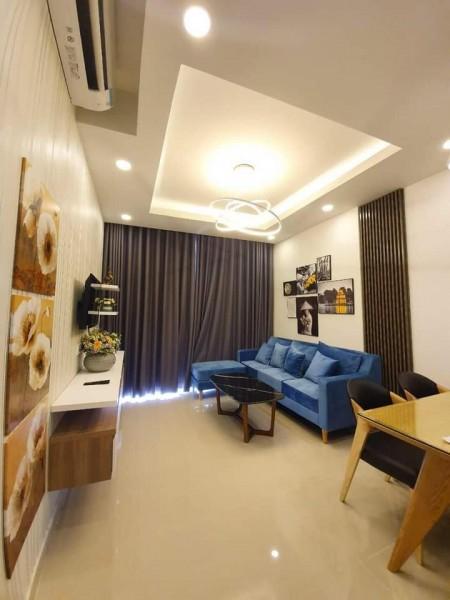 Cho thuê căn hộ quận 12, Toky Tower Full NT 6,5tr, 70m2, 2 phòng ngủ, 2 toilet