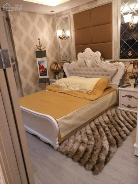 Cần cho thuê căn 1 PN, có sẵn đồ dùng, cc Hado Centrosa, dtsd 56m2, giá 18 triệu/tháng, 56m2, 1 phòng ngủ, 1 toilet