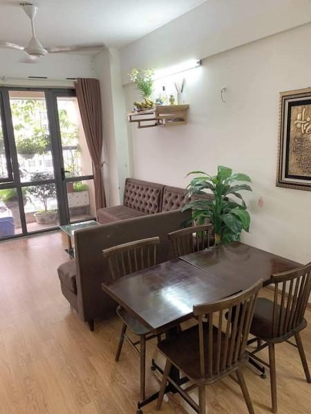 Cho thuê căn hộ CT36 Định Công, 110m2, 3 phòng ngủ,