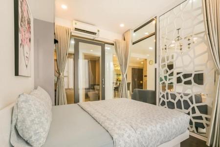Cho thuê chung cư quận 102 phòng víp, 76m2, 2 phòng ngủ, 2 toilet