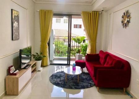 Cho thuê chung cư kingdom nhà mới hoàn thiện nội thất, 76m2, 2 phòng ngủ, 2 toilet