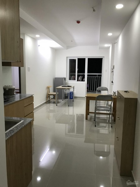 Trống căn hộ Quận 12 cần cho thuê giá 8.5 triệu/tháng, dtsd 56m2, 2 PN, lh 0903327001, 56m2, 2 phòng ngủ, 1 toilet