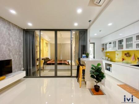 Căn Hộ Cao Cấp Botanica Premier 1 Phòng Ngủ Cho Thuê Tại Trung Tâm Quận Tân Bình, 52m2, 1 phòng ngủ, 1 toilet