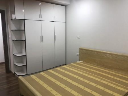 Cho thuê căn hộ chung cư 11tr/tháng full đồ đường Hồ Tùng Mậu, 83m2, 2 phòng ngủ, 2 toilet
