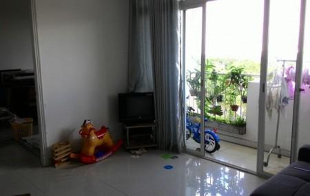 Cho thuê chung cư An Khang 02 phòng ngủ khu Nam Long, 60m2, 2 phòng ngủ, 1 toilet
