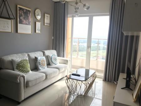Cho thuê căn hộ chung cư tại Nhà Bè thuộc dự án Dragon Hill 2. Dt 74m2 giá thuê 8 triệu/tháng, 74m2, 2 phòng ngủ, 2 toilet