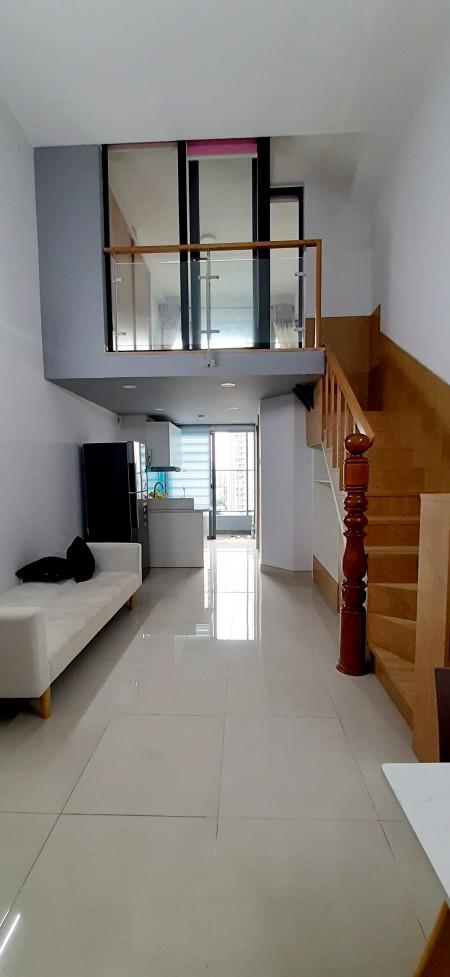 Căn hộ officetel La Astoria 3 Căn ngay sân vườn, có lững. 1PN, view Q1. Có nội thất. O9I886O3O4, 42m2, 1 phòng ngủ, 1 toilet