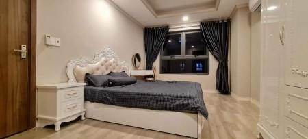 Cho thuê căn hộ Homyland Riverside, Quận 2. Phòng khách, 3pn, 2wc, full nội thất, căn. O9I886O3O4, 95m2, 3 phòng ngủ, 2 toilet