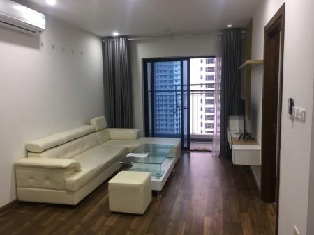 Cho thuê căn hộ chung cư GoldMark 3 ngủ 110m2, 110m2, 3 phòng ngủ, 2 toilet