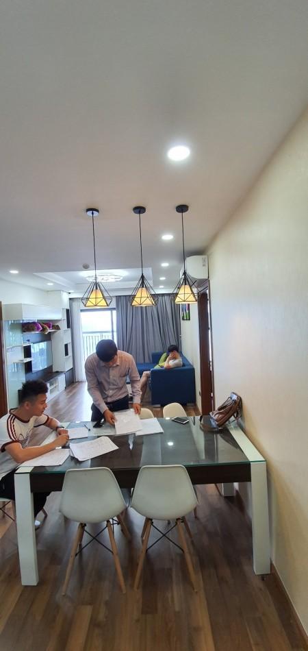 Cho thuê căn hộ 136 Hồ Tùng Mậu diện tích 120m2 full đồ, 120m2, 3 phòng ngủ, 2 toilet