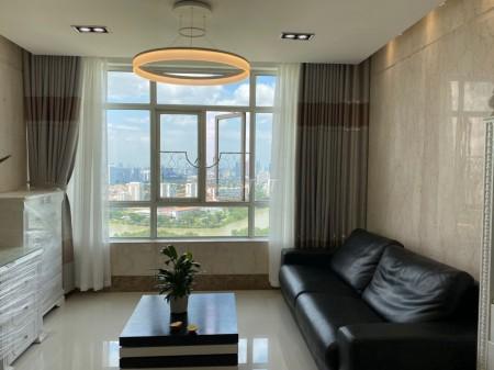 Cho thuê căn hộ Penhouse Phú Hoàng Anh diện tích 250m2 có 4 phòng ngủ, nhà đã hoàn thiện bao đẹp, sang trọng, 250m2, 4 phòng ngủ, 3 toilet