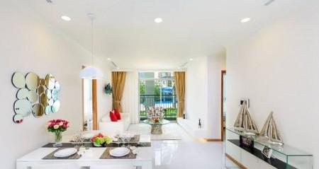 Cho thuê căn hộ chung cư Homyland 3 diện tích 85m2 Có 2 phòng ngủ 2 phòng vệ sinh. Giá cho thuê 8,5 triệu, 83m2, 2 phòng ngủ, 2 toilet