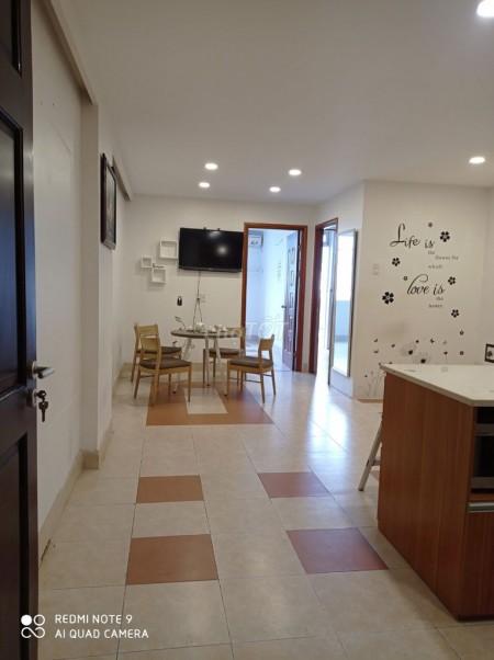 Cho thuê căn hộ cao cấp thuộc chung cư Nguyễn Ngọc Phương tại Bình Thạnh. Căn 2 phòng ngủ, 2 toilet, 68m2, 2 phòng ngủ, 2 toilet