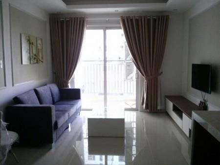 Trống căn hộ rộng 70m2, 2 PN, khu dân cư Him Lam, có sẵn đồ, giá 7.5 triệu/tháng, 70m2, 2 phòng ngủ, 2 toilet