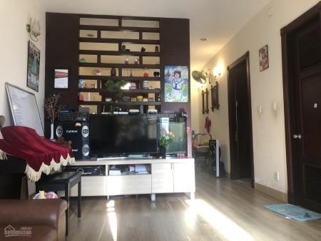 Cần cho thuê căn hộ rộng 100m2, đầy đủ nội thất, cc Him Lam 6A, giá 12 triệu/tháng, 100m2, 2 phòng ngủ, 2 toilet
