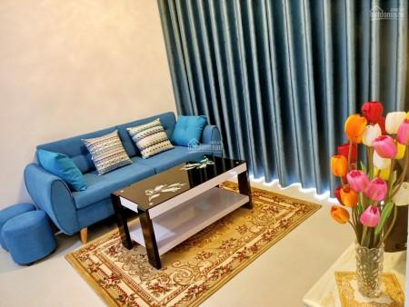 Cho thuê căn hộ chung cư tại Bình Dương thuộc dự án The Habitat. Diện tích 61m2 bao gồm 2 phòng ngủ, 2 phòng vệ sinh, 61m2, 2 phòng ngủ, 2 toilet