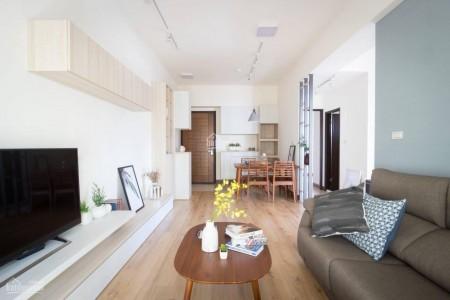 Cho thuê căn hộ chính chủ 68m2, 2 PN, đồ cơ bản, cc Golden Star, giá 8.5 triệu/tháng, 68m2, 2 phòng ngủ, 2 toilet