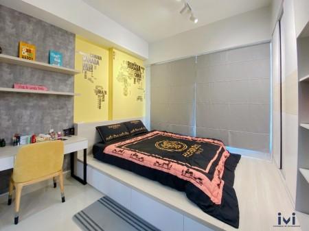 Cho thuê căn hộ 1PN_56m2 dự án Botanica Premier, gần sân bay, 52m2, 1 phòng ngủ, 1 toilet