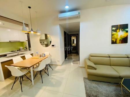 Cho thuê căn hộ The Tresor đầy đủ nội thất chỉ cần xách va li vào là ở ngay, 3 phòng ngủ với tổng dt 97m2, 97m2, 3 phòng ngủ, 2 toilet