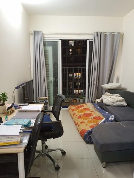 Cho thuê chung cư Jamona City 1 phòng ngủ có nội thất cơ bản, 52m2, 1 phòng ngủ, 1 toilet
