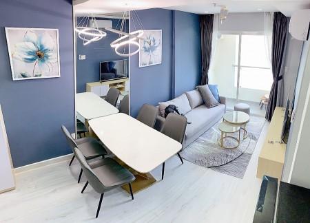 Thuê căn hộ Terra Royal 2 phòng ngủ/1WC tiện nghi cao cấp 18.5 Triệu Tel 0943.811.343 Tony đi xem ngay nhiều căn, 58m2, 2 phòng ngủ, 1 toilet