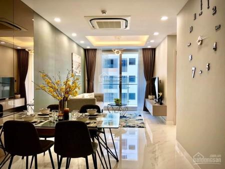 Midtown cần cho thuê căn hộ rộng 91m2, đủ tiện ích, đồ dùng, giá 23.5 triệu/tháng, LHCC, 91m2, 2 phòng ngủ, 2 toilet