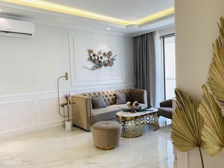 Căn hộ 2 PN, có sẵn đồ dùng, cc Midtown Phú Mỹ Hưng cần cho thuê giá 19 triệu/tháng, dtsd 91m2, 91m2, 2 phòng ngủ, 2 toilet