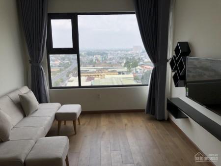 Cho thuê căn hộ mới chính chủ rộng 56m2, 2 PN, cc Flora Novia, giá 6 triệu/tháng, 56m2, 2 phòng ngủ, 1 toilet