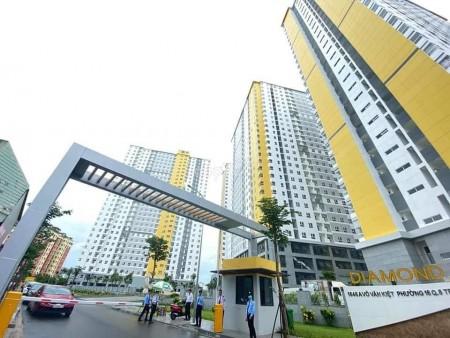 Cho thuê căn hộ cao cấp tại chung cư City Gate Towers 2 với 72m2 căn hộ có 2PN 2WC, giá cho thuê 7,5 triệu/tháng, 72m2, 2 phòng ngủ, 2 toilet