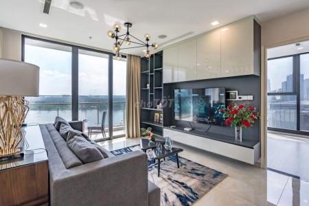 Chuyên cho thuê căn hộ chung cư Vinhomes Golden River Ba Son nhà đẹp giá tốt. Lh 0911787368, 138m2, 3 phòng ngủ, 2 toilet