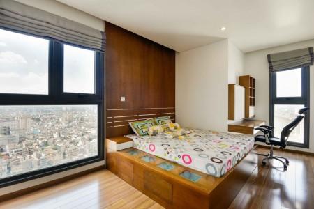 Cho Thuê căn hộ 2pn_97m2 View Đẹp Tại Pearl Plaza Q. Bình Thạnh. Lh 0938 155 227, 97m2, 2 phòng ngủ, 2 toilet