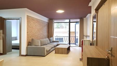 [ID: 868] Cho thuê căn hộ dịch vụ tại Từ Hoa, Tây Hồ, 50m2, 1PN, ban công, đầy đủ nội thất hiện đại, 50m2, 1 phòng ngủ, 1 toilet