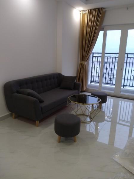 Cho thuê căn hộ 2PN Richmond City có NTCB và full nội thất, giá tốt view Landmark 81. LH 0906699824, 67m2, 2 phòng ngủ, 2 toilet