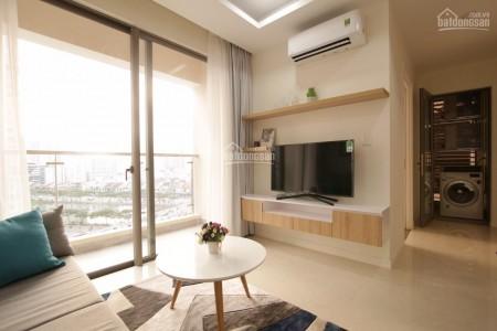 Cho thuê căn hộ chính chủ rộng 74m2, 2 PN, có sẵn nội thất, giá 16 triệu/tháng, cc Masteri Quận 4, 74m2, 2 phòng ngủ, 2 toilet