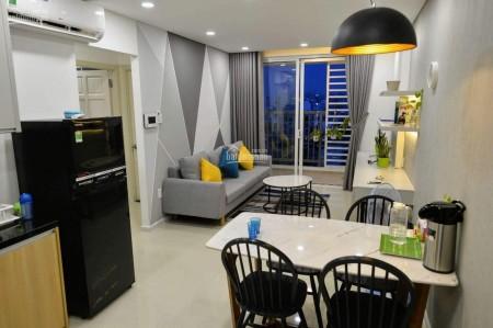 Chính chủ có căn hộ rộng 84m2, 2 PN, chưa sử dụng cần cho thuê giá 11 triệu/tháng, tầng cao Lucky Palace, 84m2, 2 phòng ngủ, 2 toilet